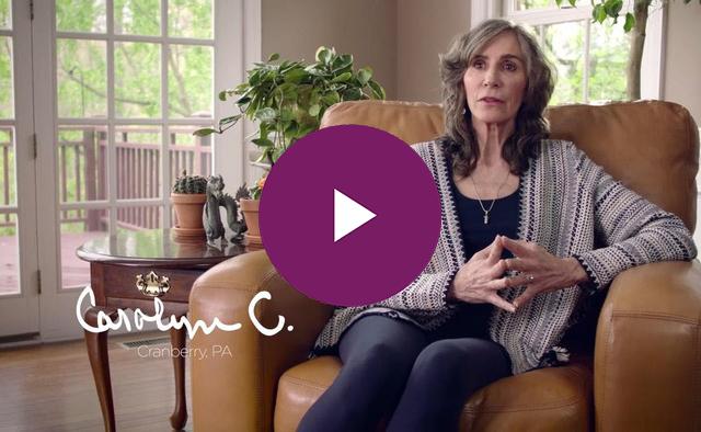 Carolyn's story video