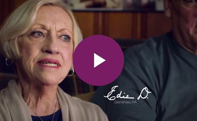 Edie's story video