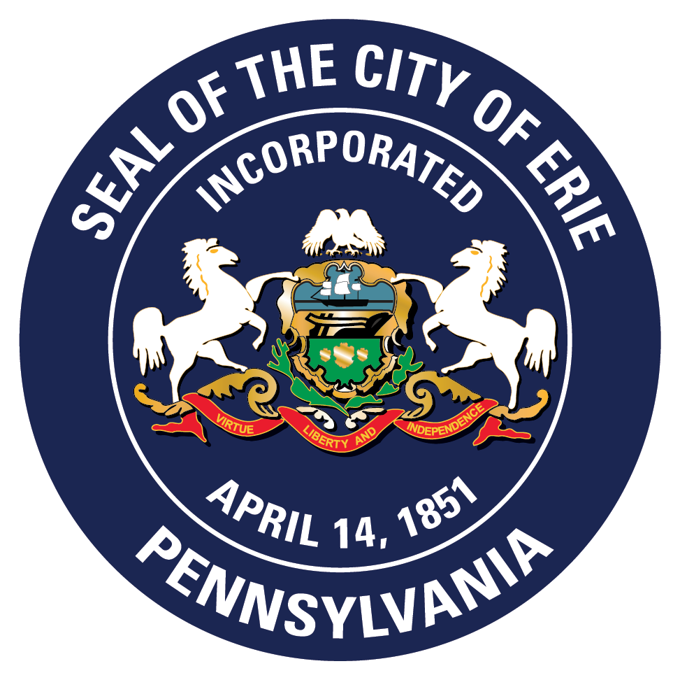 Seal of the City of Erie