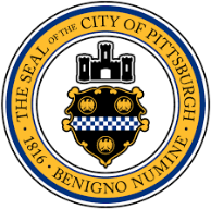 Seal of the city of Pittsburgh