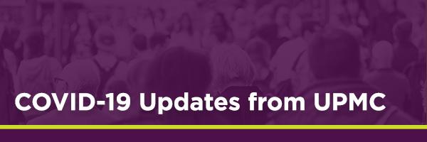 Updates from UPMC